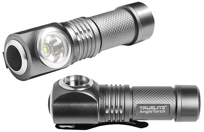 True Utility AngleHead LED Flashlight