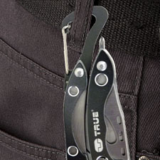 True Utility Clip On Multi Tool