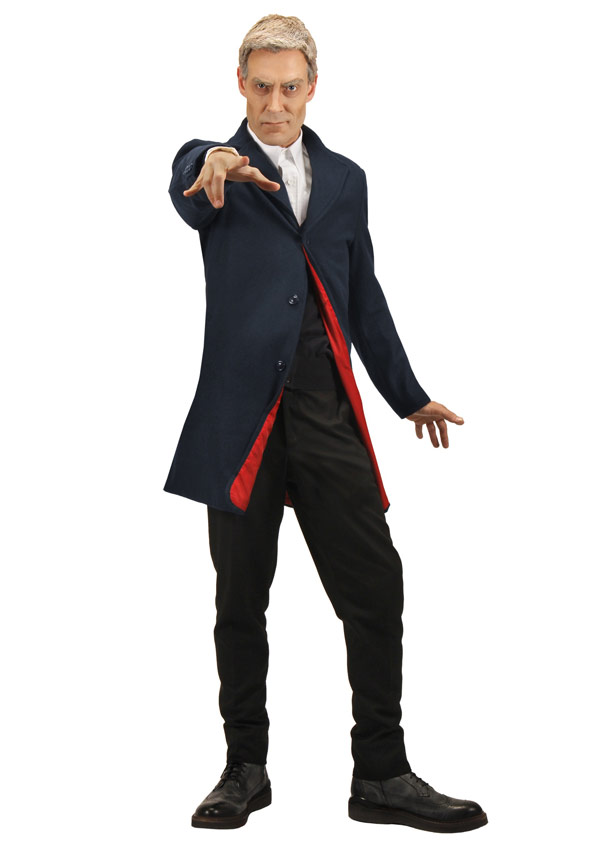 Twelfth Doctor Doctor Who Jacket