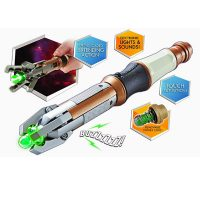 Twelfth Doctors Touch Control Sonic Screwdriver Replica