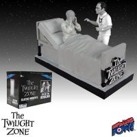 Twilight Zone Eye of the Beholder Diorama
