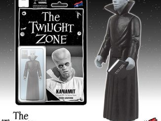 Twilight Zone Kanamit In Work Uniform 3 3/4-inch Action Figure