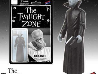 Twilight Zone Kanamit In Work Uniform 3 3/4-inch Action Figure