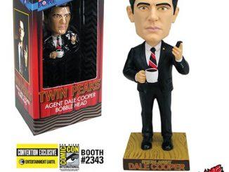Twin Peaks Agent Cooper Bobble Head