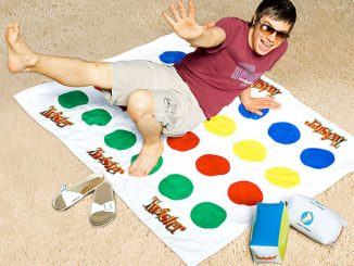 Twister Beach Towel