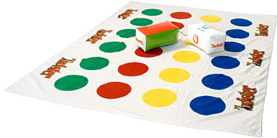 Twister Towel Game