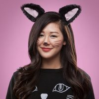 Twitchy Kitty Cat Ears
