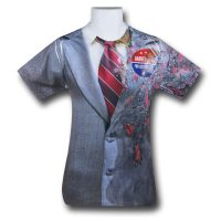 Two Face Dark Knight Costume Shirt