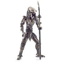 Two Foot Tall Metal Art Warriors