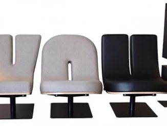 Typographic Tabisso Lounge Furniture