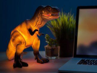 Tyrannosaurus Light