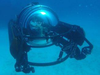 U-Boat Worx 5 Person Exploration Submarine