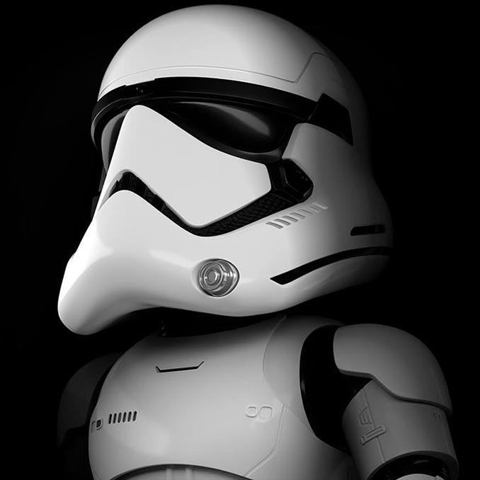 UBTECH First Order Stormtrooper Robot