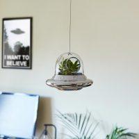 UFO Hanging Planter
