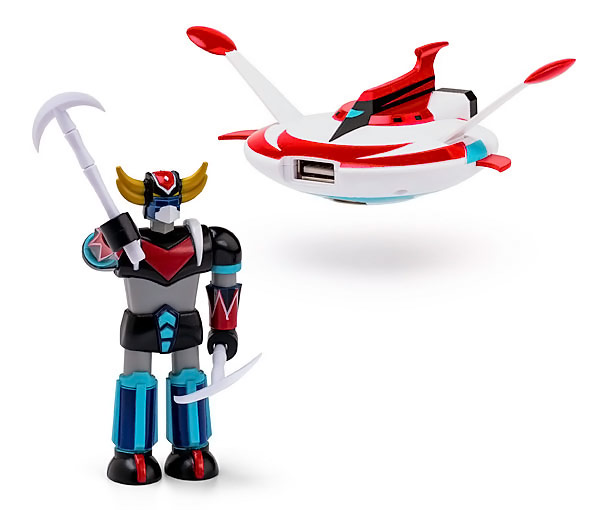 UFO Robot Grendizer Flash Drive