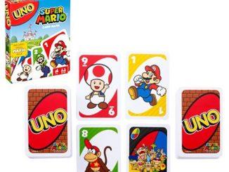 UNO Super Mario Game