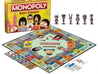 USAopoly Bob's Burgers Monopoly Game