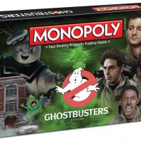 USAopoly Ghostbusters Monopoly Game