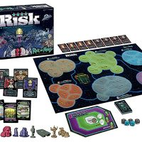 USAopoly Rick and Morty Risk Game