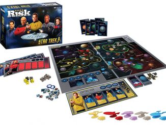 USAopoly Star Trek 50th Anniversary Risk