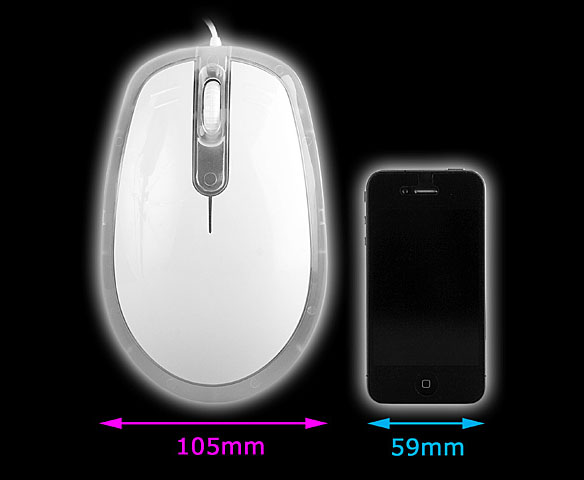 USB BIG Optical Mouse