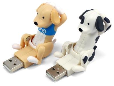 USB Crunching Dog