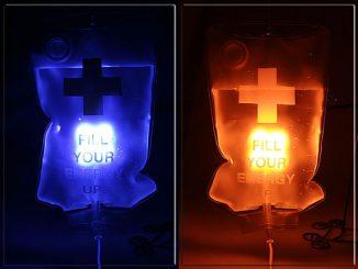 USB Drip LED Lights