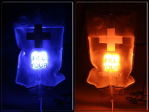 USB Drip LED Lights