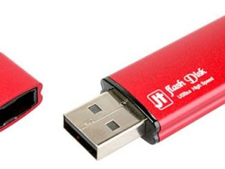 USB Flash Drive with Built-In Card Reader