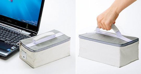 USB Heated Bento Lunchbox