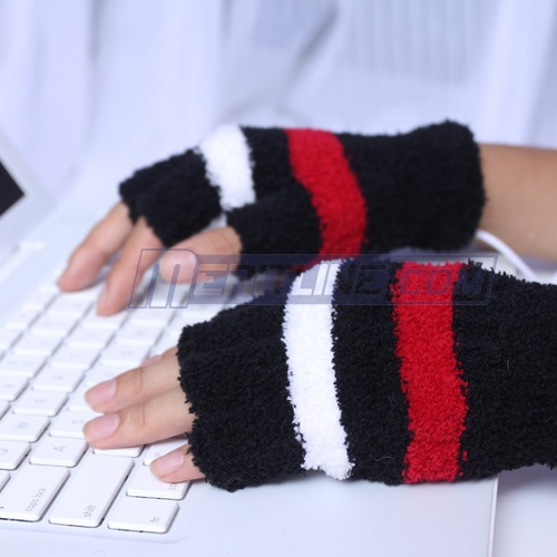 USB Heated Warmer Gloves
