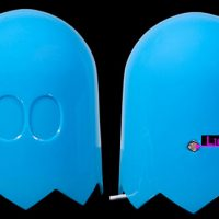 USB Light-Sensitive Pac-Man Styled Ghost Lamp