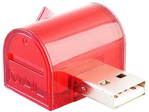 USB Mail Box Alert