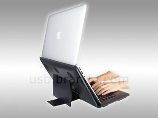 USB Notebook Cooling Pad with Keyboard and Touchpad