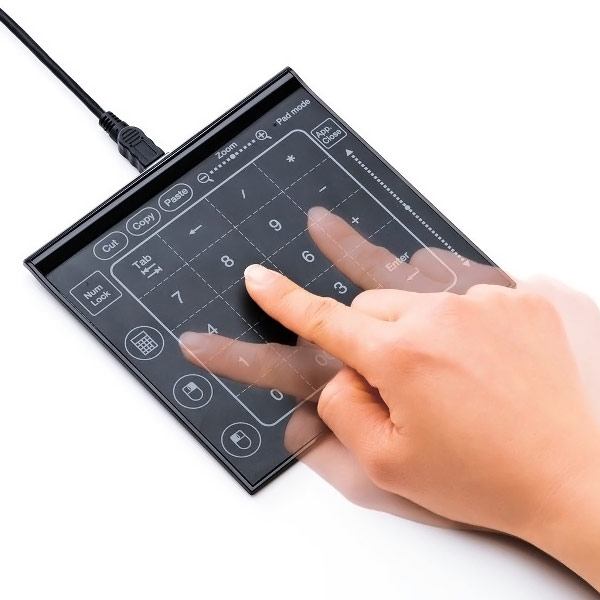USB Numeric Touch Pad Mouse