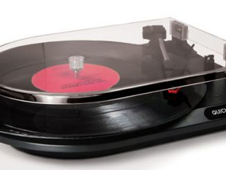 USB Quick Play Turntable