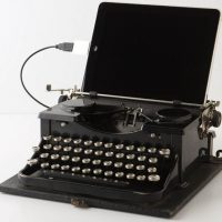 USB Royal Typewriter
