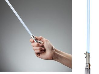 USB Star Wars Lightsaber Lamp and Flashlight
