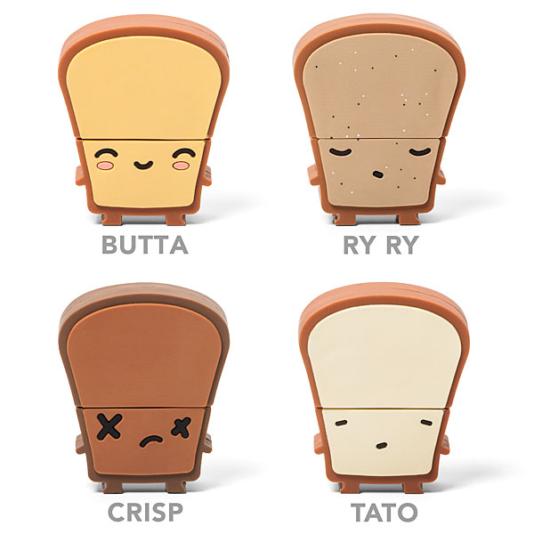 USB Toast Thumbdrives