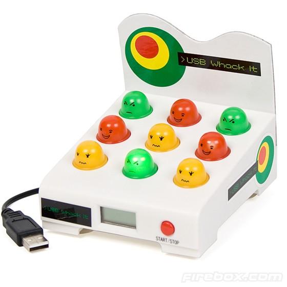 USB Whack It Game