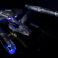 USS Vengeance Artisan Replica