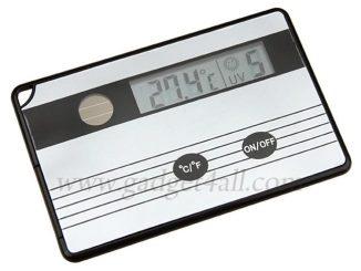UV Level Check LCD Card