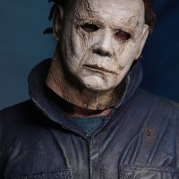 Ultimate Michael Myers Action Figure Detail