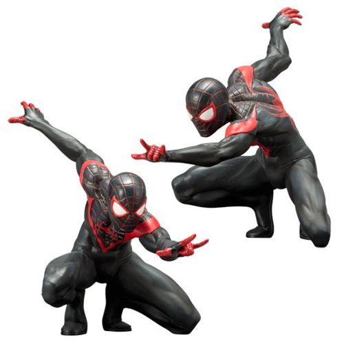 Ultimate Spider-Man 1-10 Scale ArtFX Statue