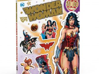 Ultimate Sticker Collection DC Wonder Woman