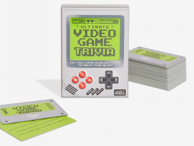 Ultimate Video Game Trivia Game