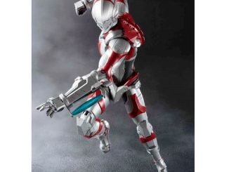 Ultraman Ultra-Act x SH Figuarts Action Figure