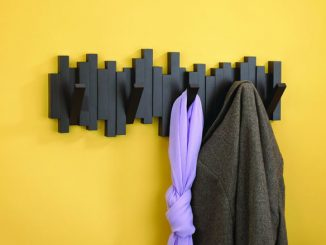 Umbra Sticks Wall-Mount Rack