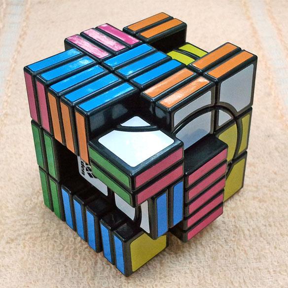 UnEven Rectangular 3x3x7 Deconstruction IQ ODD-BRICK