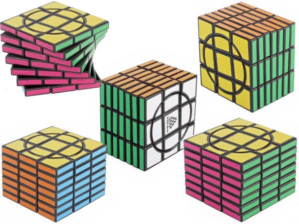 UnEven Rectangular Rubik's Cube
